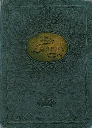 Primary view of object titled 'The Lasso, Yearbook of Howard Payne College, 1926'.