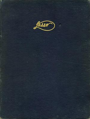 Primary view of object titled 'The Lasso, Yearbook of Howard Payne College, 1920'.