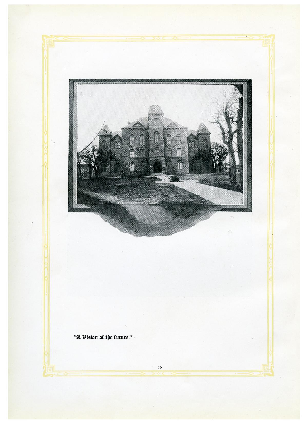 The Lasso, Yearbook of Howard Payne College, 1919                                                                                                      10