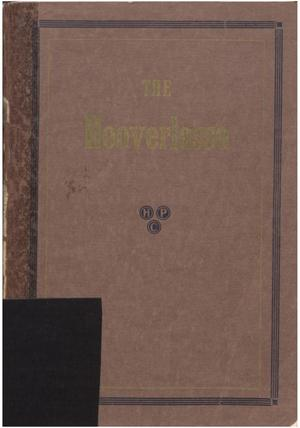 Primary view of object titled 'The Hooverlasso, Yearbook of Howard Payne College, 1918'.