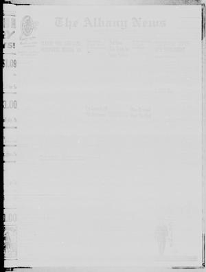 Primary view of object titled 'The Albany News (Albany, Tex.), Vol. 78, No. 2, Ed. 1 Thursday, September 14, 1961'.