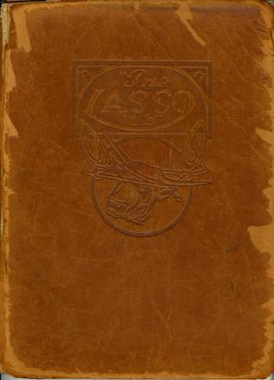 The Lasso, Yearbook of Howard Payne College, 1916