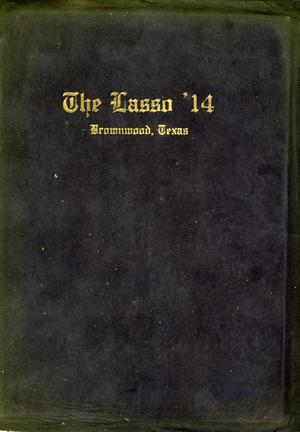 Primary view of object titled 'The Lasso, Yearbook of Howard Payne College, 1914'.