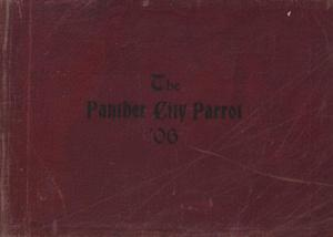 Primary view of object titled 'The Panther City Parrot, Volume 1'.