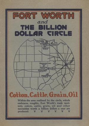 Primary view of object titled 'Fort Worth and the billion dollar circle'.
