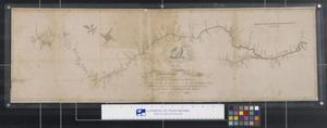 Primary view of object titled 'Map of the Mississippi River : from its source to the mouth of the Missouri'.
