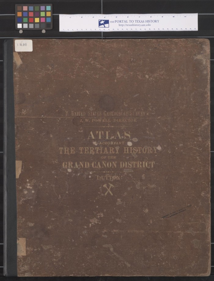 Atlas to Accompany the Monograph on the Tertiary History of