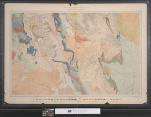 Primary view of object titled 'Central Colorado Sheet, 1877'.