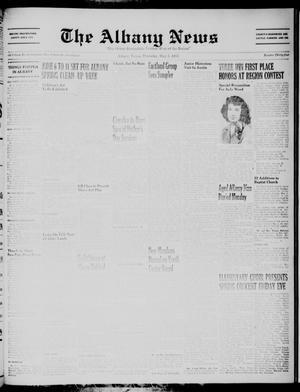 Primary view of object titled 'The Albany News (Albany, Tex.), Vol. 71, No. 34, Ed. 1 Thursday, May 5, 1955'.