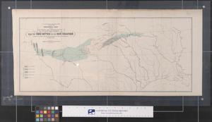 Geological Map from the Red River to the Rio Grande