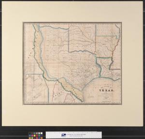 Primary view of object titled '[The State of Texas, 1836-1845]'.