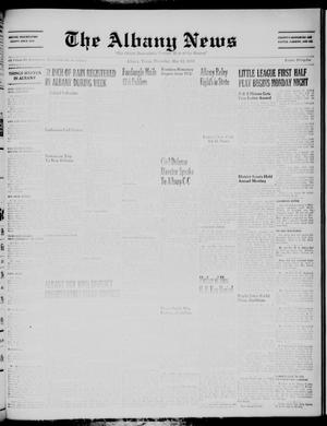 Primary view of object titled 'The Albany News (Albany, Tex.), Vol. 71, No. 35, Ed. 1 Thursday, May 12, 1955'.