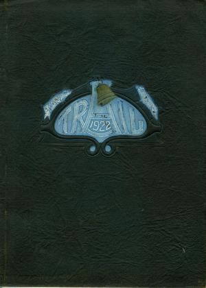 The Trail, Yearbook of Daniel Baker College, 1922