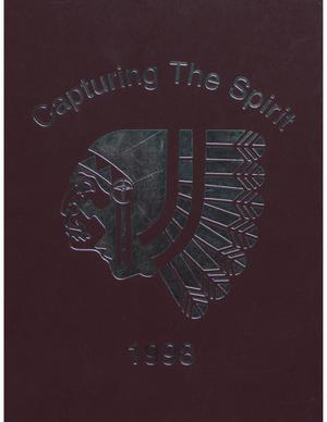 The Totem, Yearbook of McMurry University, 1998