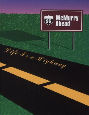 The Totem, Yearbook of McMurry University, 1997