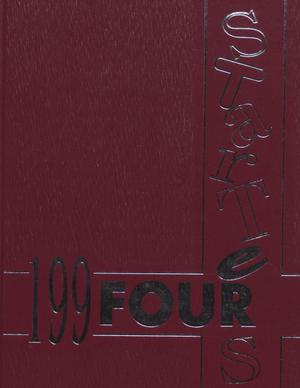 Primary view of object titled 'The Totem, Yearbook of McMurry University, 1994'.