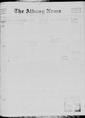 Primary view of object titled 'The Albany News (Albany, Tex.), Vol. 75, No. 29, Ed. 1 Thursday, March 26, 1959'.