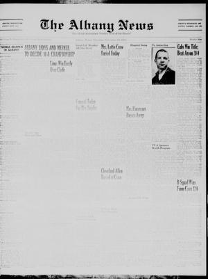 Primary view of The Albany News (Albany, Tex.), Vol. 75, No. 10, Ed. 1 Thursday, November 13, 1958