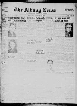 Primary view of object titled 'The Albany News (Albany, Tex.), Vol. 74, No. 37, Ed. 1 Thursday, May 22, 1958'.