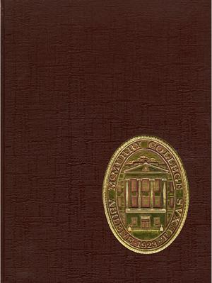 The Totem, Yearbook of McMurry College, 1964