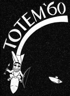 The Totem, Yearbook of McMurry College, 1960