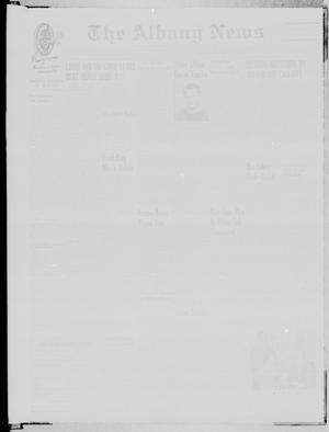 Primary view of object titled 'The Albany News (Albany, Tex.), Vol. 78, No. 1, Ed. 1 Thursday, September 7, 1961'.