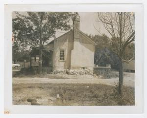 Primary view of object titled '[Montalvo House Photograph #10]'.