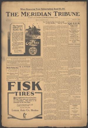The Meridian Tribune (Meridian, Tex.), Vol. 26, No. 6, Ed. 1 Friday, July 16, 1920
