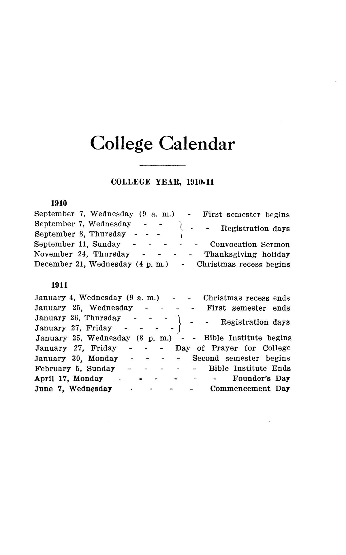 Catalogue of Simmons College, 1909-1910                                                                                                      4