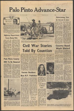 Palo Pinto Advance-Star (Mineral Wells, Tex.), Vol. 10, No. 103, Ed. 1 Thursday, May 20, 1976
