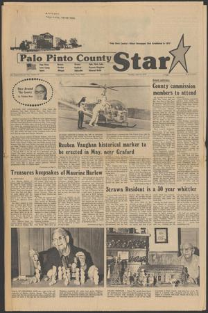 Primary view of object titled 'Palo Pinto County Star (Mineral Wells, Tex.), Vol. 102, No. 44, Ed. 1 Thursday, April 19, 1979'.
