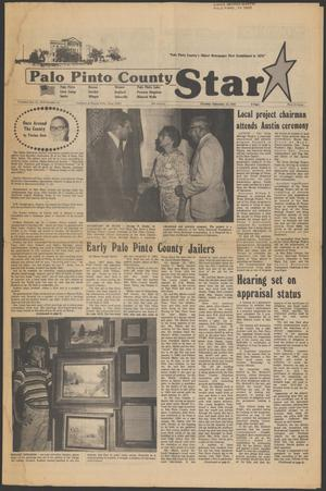 Primary view of object titled 'Palo Pinto County Star (Mineral Wells, Tex.), Vol. [103], No. 12, Ed. 1 Thursday, September 18, 1980'.