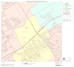 Primary view of object titled '2000 Census County Subdivison Block Map: San Antonio CCD, Texas, Block 35'.