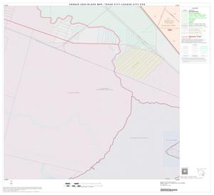 Primary view of object titled '2000 Census County Subdivison Block Map: Texas City-League City CCD, Texas, Block 26'.