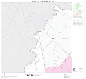 Primary view of object titled '2000 Census County Subdivison Block Map: Bastrop CCD, Texas, Block 1'.