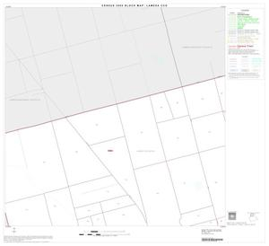 Primary view of object titled '2000 Census County Subdivison Block Map: Lamesa CCD, Texas, Block 2'.