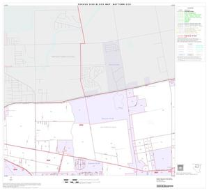 Primary view of object titled '2000 Census County Subdivison Block Map: Baytown CCD, Texas, Block 2'.