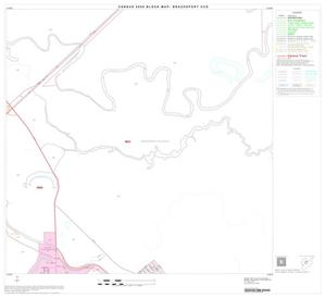 Primary view of object titled '2000 Census County Subdivison Block Map: Brazosport CCD, Texas, Block 13'.