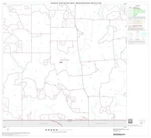 Primary view of object titled '2000 Census County Subdivison Block Map: Breckenridge South CCD, Texas, Block 6'.