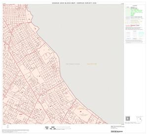 Primary view of object titled '2000 Census County Subdivison Block Map: Corpus Christi CCD, Texas, Block 14'.