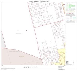Primary view of object titled '2000 Census County Subdivison Block Map: Odessa CCD, Texas, Block 14'.