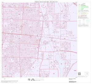 Primary view of object titled '2000 Census County Subdivison Block Map: Abilene CCD, Texas, Block 7'.