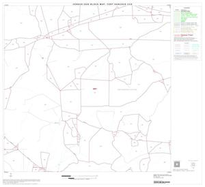 Primary view of object titled '2000 Census County Subdivison Block Map: Fort Hancock CCD, Texas, Block 5'.
