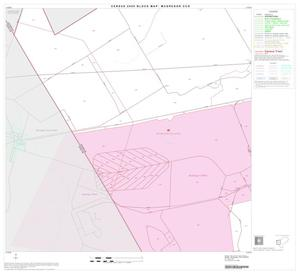 Primary view of object titled '2000 Census County Subdivison Block Map: McGregor CCD, Texas, Block 4'.