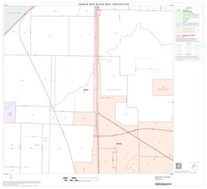 Primary view of object titled '2000 Census County Subdivison Block Map: Denton CCD, Texas, Block 4'.