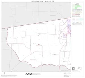 Primary view of object titled '2000 Census County Subdivison Block Map: Wolfe City CCD, Texas, Block 1'.