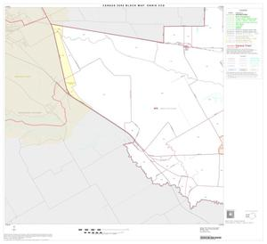 Primary view of object titled '2000 Census County Subdivison Block Map: Ennis CCD, Texas, Block 5'.