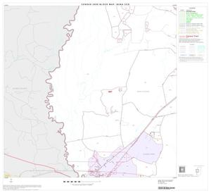 Primary view of object titled '2000 Census County Subdivison Block Map: Buna CCD, Texas, Block 3'.