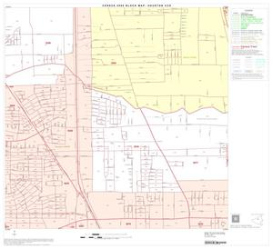 Primary view of object titled '2000 Census County Subdivison Block Map: Houston CCD, Texas, Block 36'.