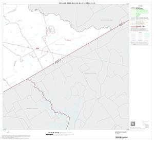 Primary view of object titled '2000 Census County Subdivison Block Map: Kosse CCD, Texas, Block 4'.